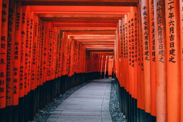 Kyoto Sehenswürdigkeiten