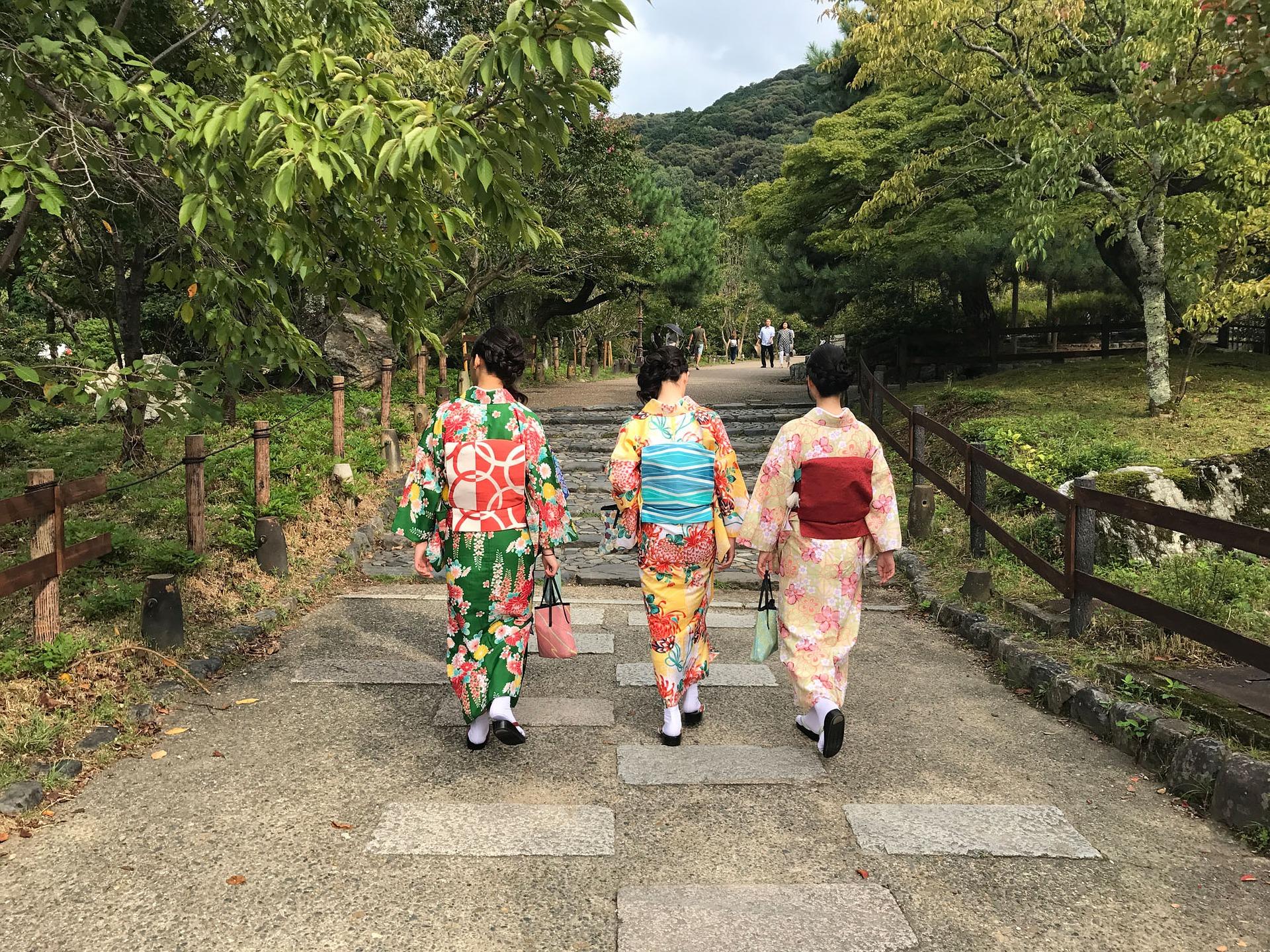 Japan Urlaub