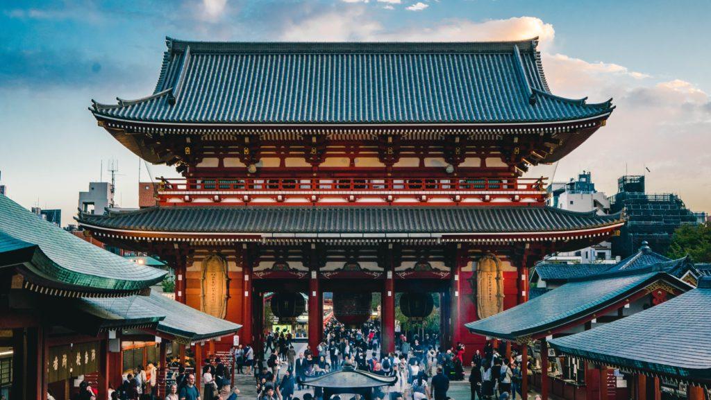 Tokyo Sehenswürdigkeiten